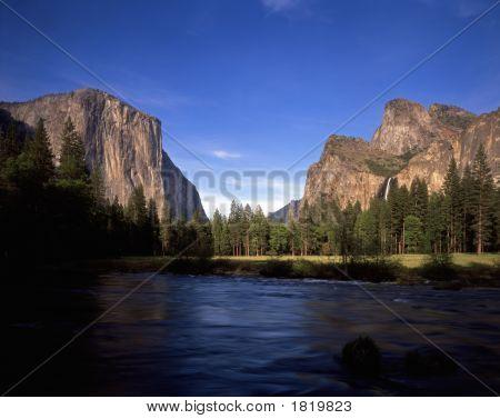 Yosemity Valley View