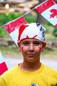 Постер, плакат: Канада день ребенка