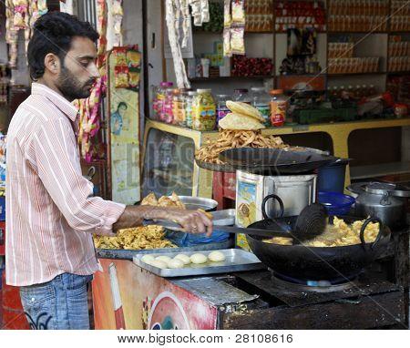 Fast Food Stall Shiva Kodi Jammu Kashmir