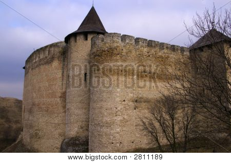 The Wall Of The Fortress