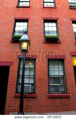 Beacon Hill, Boston..