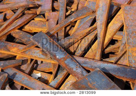Sucata de aço