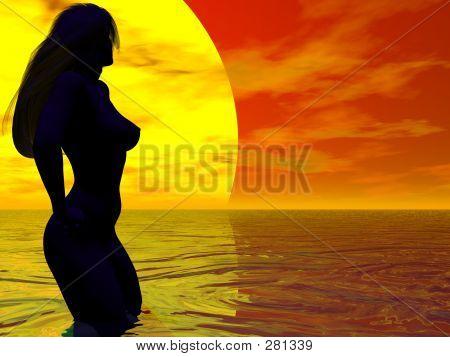 Hot Silhouette