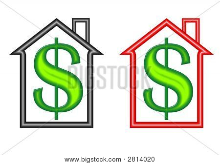 House Money Symbols