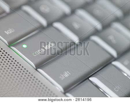 Keyboard - Caps Lock Key