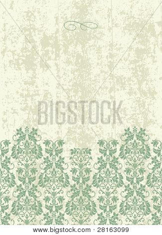 Vector Grunge Pastel Background. Easy to edit. Perfect for invitations or announcements.