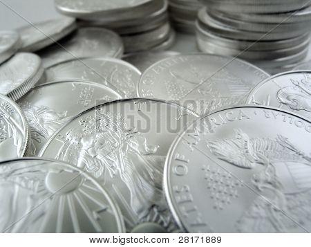 Silver U.S. Bullion Coins