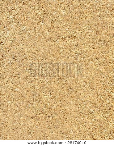 sawdust texture to background