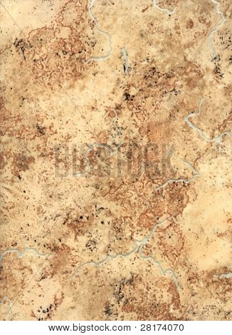 Pink marble abstract texture to background