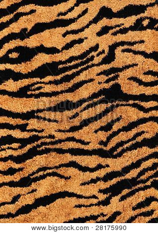 HQ tiger fabric textile texture