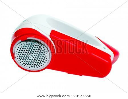 Lint Remover isolated on white background