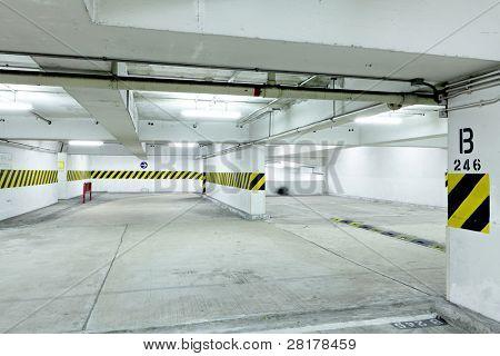 car park lot