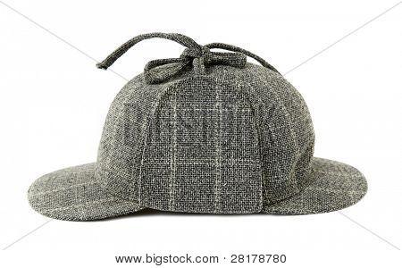 Sherlock Holmes Hat called deerstalker