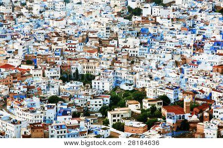 Chefchaouen Medina, Morocco, Africa