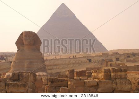 Pyramid And Sphinxegypt Part 1 071