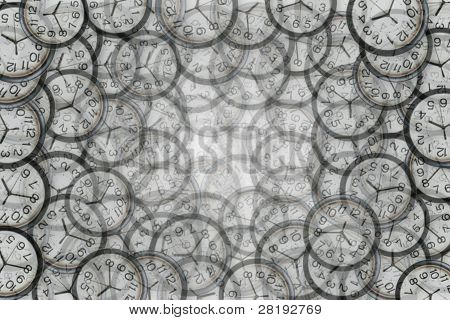 Background From A Clocks