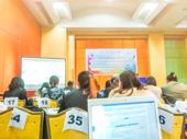 Blur For Background  Business And Entrepreneurship Concept. Business Conference And Presentation In  poster