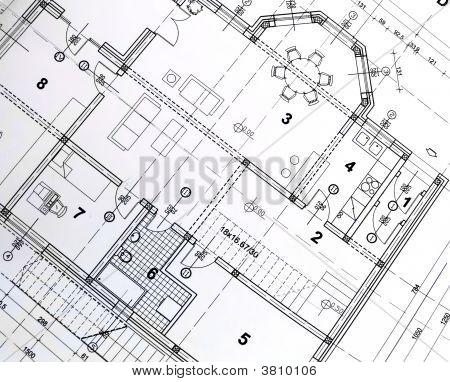 Plano de arquitetura