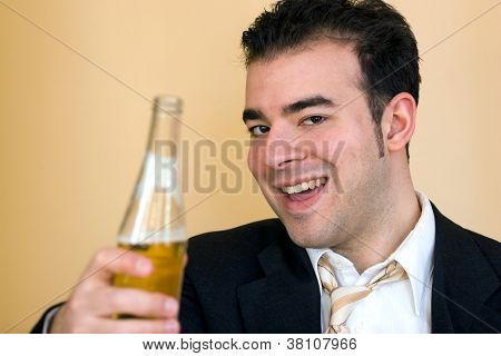 Here Have A Cold Beer