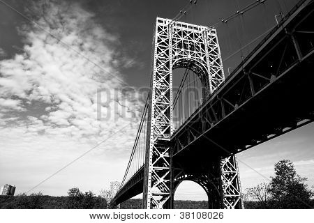 New York City George Washington Bridge