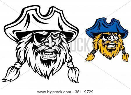 Medieval pirata