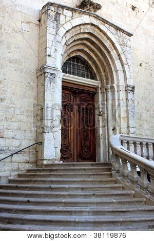 Cathedral of Grasse, France