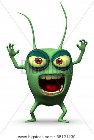Germe verde