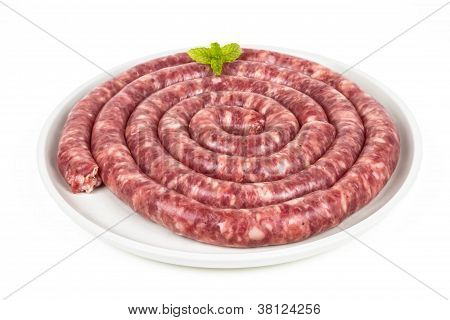 Long Sausage Longaniza