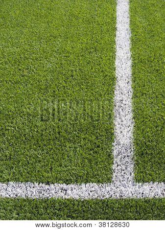 Soccer Field's Lines