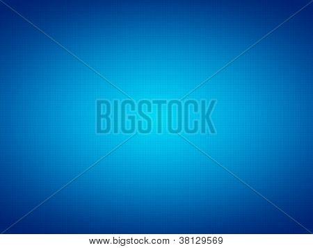 Grade azul