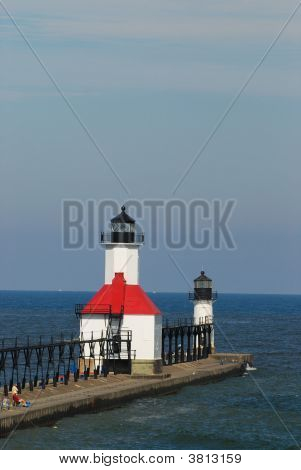 St.Jospeh Michigan Lighthouse