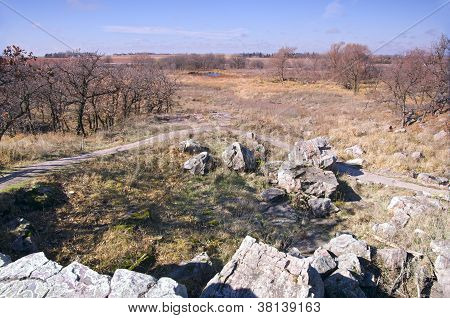 Pipestone Circle Trail