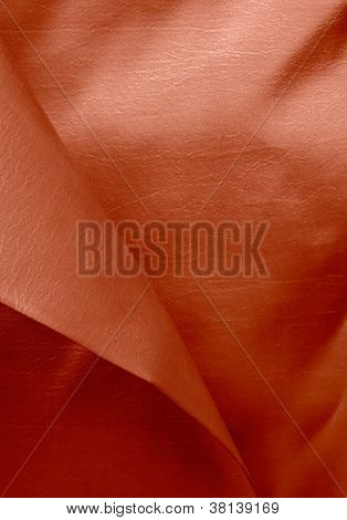 Beautiful Trendy Orange Silk