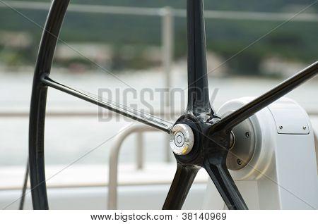 Yacht Rudder