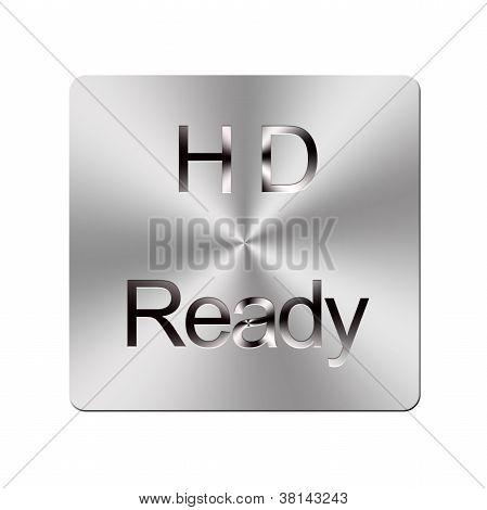 Metal Hd Readybutton.