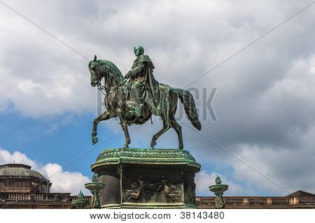 King John Of Saxony