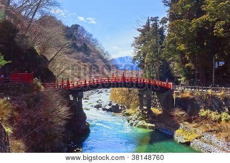 Shinkyo at Nikko