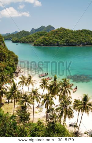 Mu Ko Angthong Island