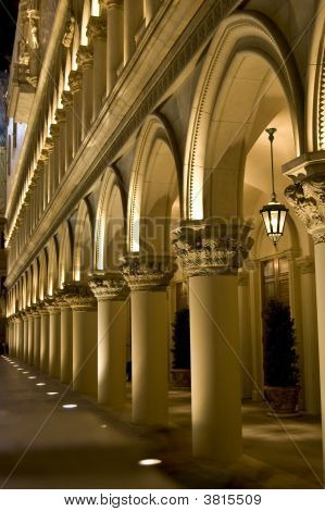The Venetian - Columns
