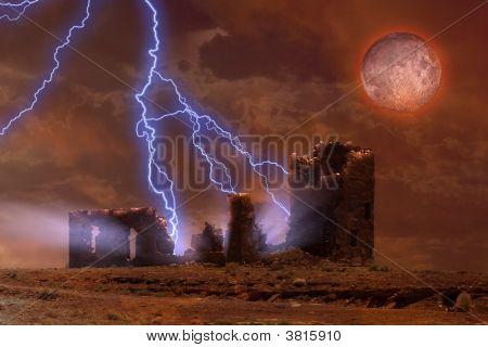 Spooky Ruins