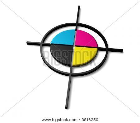 Printing Color Target