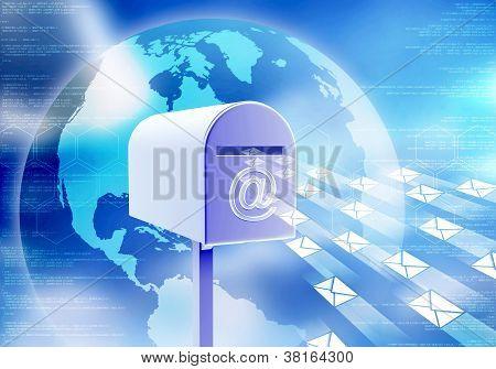 Internet Mail Concept