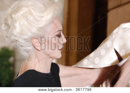 Model Carmen Dell\' Orefice