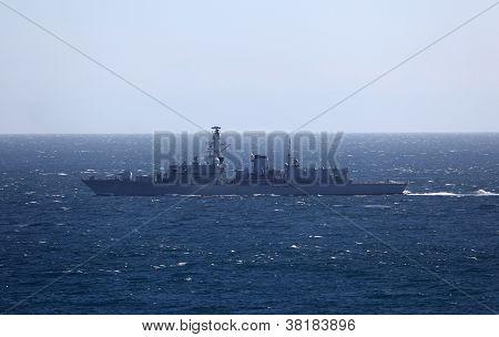 Militärisches Wasserfahrzeug