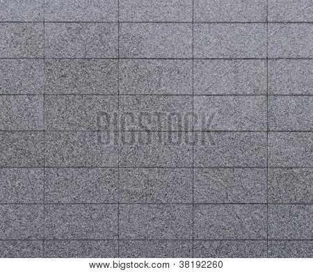 Concrete Wall At Subway Station Bangkok Thailand