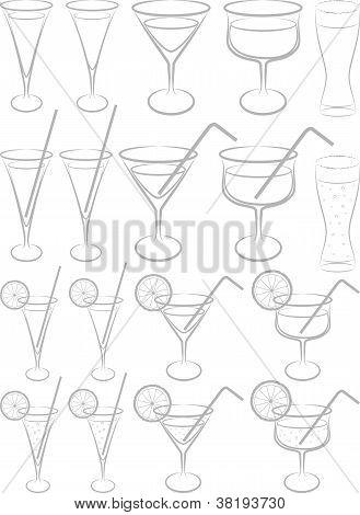 Outline Of Drink