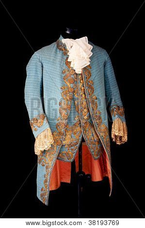 Antique costume for noblemen
