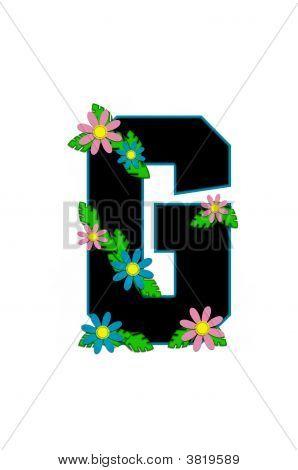 Aloha Alphabet Letter G