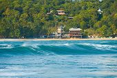 Rear Wave Hotels Unawatuna Surf Spot Sri Lanka
