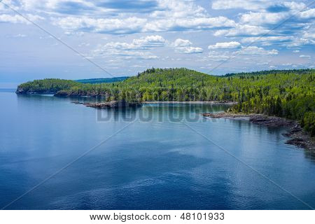 Lake Superior Shoreline, Split Rock Lighthouse S.p.